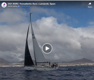 2021 RORC Transatlantic Race - Lanzarote Spain
