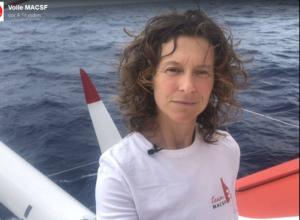 Isabelle Joschke - Skipper MACSF