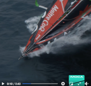 IMOCA Globe Series - Vendee Globe 2020/21 - tolles Video
