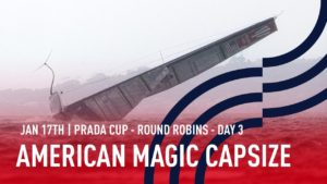 The Capsize of American Magic
