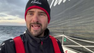 Vendee Globe 2021-01-02  -  A VERY special message