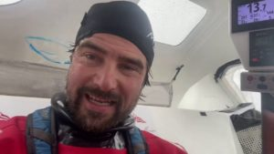 Vendee Globe 2021-01-5    -   Big Stress for Boris Herrmann