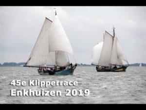45e Enkhuizer Klipperrace 2019 - Segeln an Bord von Najade