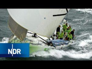 Als die Illbruck 2002 das Volvo Ocean Race gewann