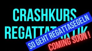 Crashkurs Regattataktik - coming soon