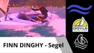 Die aktuellen Finn-Dinghy Segel von Doyle Raudaschl -  09-2020