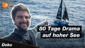 So.  17:10 Vendee Globe - in 80 Tagen... - ZDF-Sportreportage