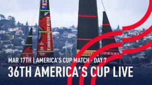 36th America's Cup Presented by PRADA | 🔴 TNZL gewinnt den AC