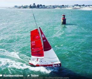Lennart Burke Sailing - News