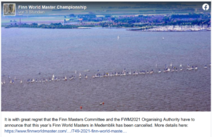 Finn Masters 2021 - Medemblik - cancelled