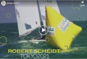 ROBERT SCHEIDT -  Der grösste Olympia Champion Brasiliens