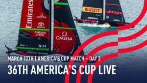 The 36th America's Cup Presented by PRADA | 🔴 LIVE Day 2