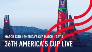 The 36th America's Cup Presented by PRADA | 🔴 LIVE Day 3