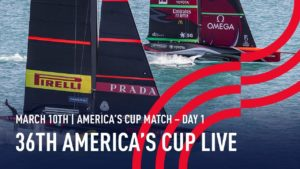 The 36th America's Cup Presented by PRADA | 🔴 LIVE Day 1