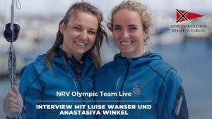 Vorstellung -   Luise Wanser und Anastasiya Winkel  - 470er