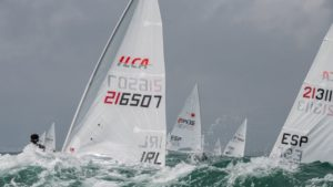2021 ILCA Vilamoura European Continental Qualification - Race Day 6 & Prize Ceremony