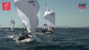 2021 - 470 European Championship, Vilamoura, POR