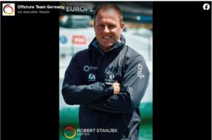GER 21-Einstein - The Ocean Race Europe  -  Robert Stanjek