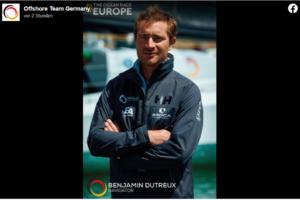 GER 21-Einstein – The Ocean Race Europe – Benjamin Dutreux