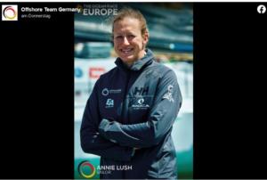 GER 21-Einstein – The Ocean Race Europe – Annie Lush