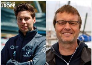 Offshore Team Germany - Felix Diemer - On Board Reporter -  Ralf Abratis - Press Officer