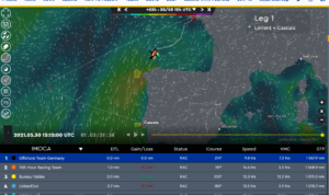 The Ocean Race Europe 2021 – Day 2