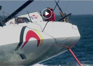 The Ocean Race Europe - Leg 2 - Cascais - Alicante - Start 6. Juni 2021 - 14:00 MEZ