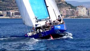 The Ocean Race Europe 2021 - Leg 2 - Einstein wird 2.
