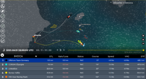 The Ocean Race Europe 2021 - Leg 3 - Tag 2