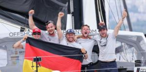 The Ocean Race Europe 2021 - Offshore Team Germany ist Gesamtsieger