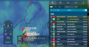 MidsummerSail 2021 - Uwe Barthel im Stealth Mode als 7. im Ziel !!!