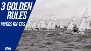 TACTICS TOP TIPS - EPISODE 1 - 3 GOLDEN RULES - Make sure you have the best tactics on the course