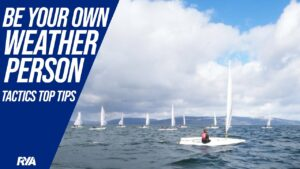 TACTICS TOP TIPS - EPISODE 2 - BE YOUR OWN WEATHER PERSON
