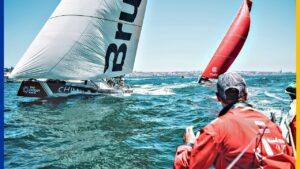 The Ocean Race Europe 2021 - Day 2