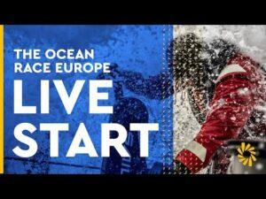 The Ocean Race Europe 2021 – Leg 2 - Start