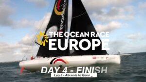 The Ocean Race Europe 2021 - Recap Leg 3 - The Finish