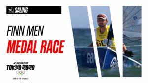 Olympia 2021 - Finn Medal-Race - Highlights