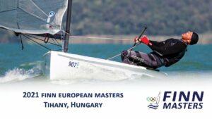 2021 Finn European Masters Day 2