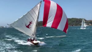 Historical 18-Footers Australian Championships 2020