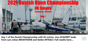 OK - Bo Petersen wins the last four races to take the 2021 Danish Championship