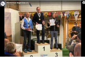 Finn IDM 2021 - Müritz - Thomas Schmid neuer Deutscher Meister