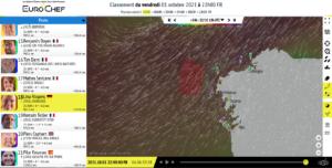 Mini Transat 2021 -  es kommt Sturm auf - Lina Rixgens bereits an Land gefüchtet - Melwin segelt ein...