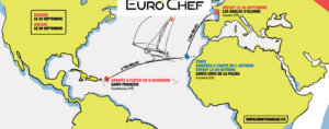 Mini Transat 2021 - 24 Stunden Bonus für 80 Skipper